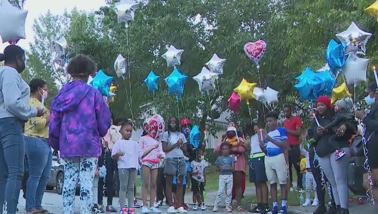 vigil for decatur deadly shooting