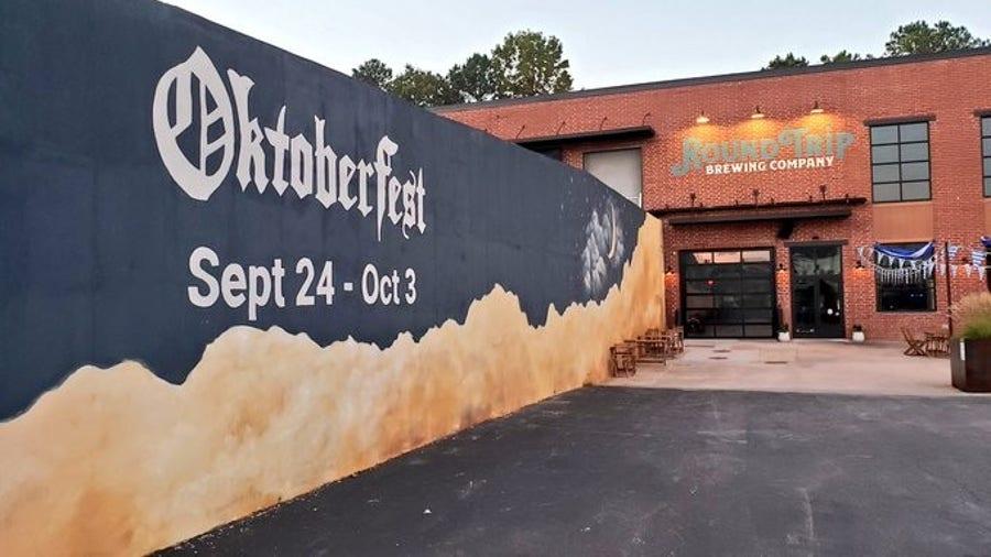Atlanta brewery welcomes fall with inaugural Oktoberfest