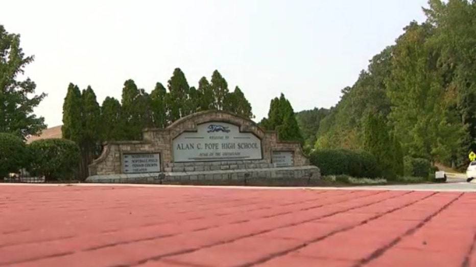 ALAN C POPE HIGH SCHOOL