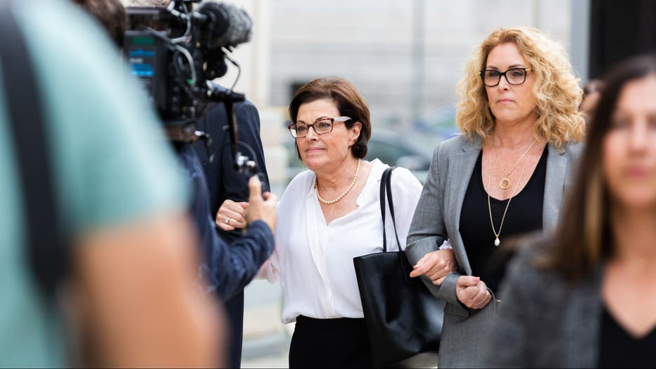 Nxivm Co-Founder Nancy Salzman Appears In Court For Sentencing