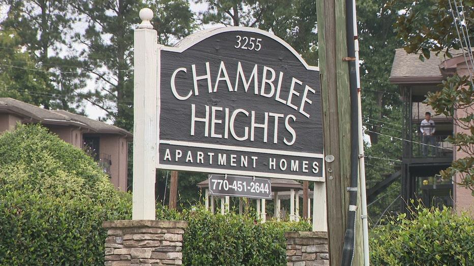 CHAMBLEE HEIGHTS OIS