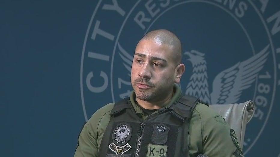 APD officer Jay Pagan