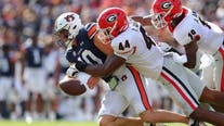 Georgia tackles Auburn in Deep South's Oldest Rivalry, now 6-0