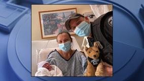Sandy Springs officer helps deliver a baby roadside
