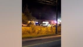 Body found in burning car in DeKalb County