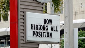 US unemployment claims fall to lowest level of COVID-19 pandemic