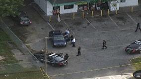 Person shot at DeKalb food mart parking lot