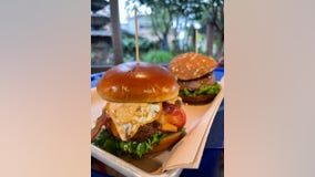 College football and burgers come together at Atlanta's Hudson Grille