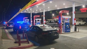 Man shot in deadly altercation near Decatur gas station, police say