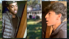 Deputies would like to speak with two people after teenager killed at a house party