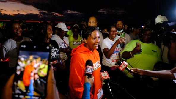Keisha Lance Bottoms hosts last runway race for scholarships as mayor