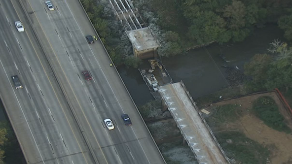 One dead, two injured after bridge under construction in Newton County collapses