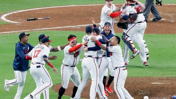 'Pinch me' feeling after Braves' big victory hasn't worn off, fans say