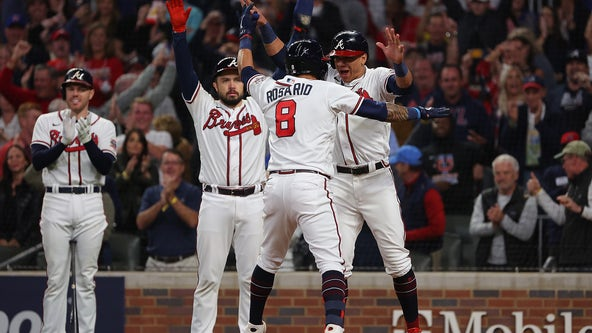 Braves advance to World Series, defeat Dodgers in NLCS