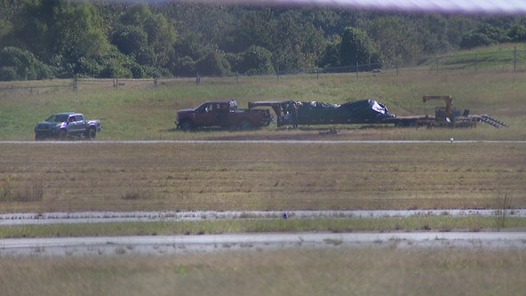 NTSB transporting plane wreckage; engine was 'recently' modified, investigator says
