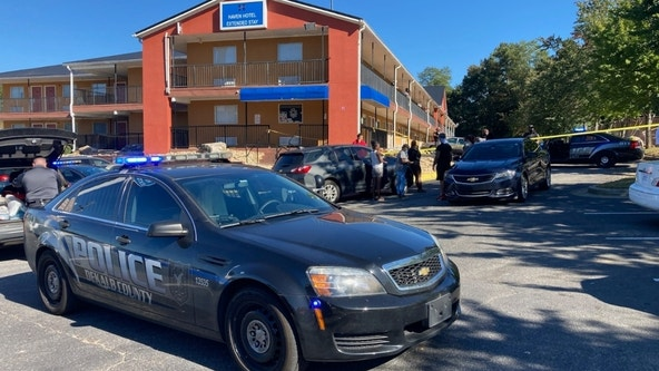 Man shot dead after argument at DeKalb County extended stay, police say