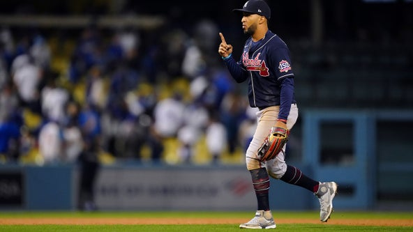 Atlanta looks to clinch pennant with victory over Los Angeles