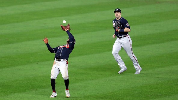 Live Updates World Series Game 2: Freeman RBIs, Braves tightens Astros lead to 5-2