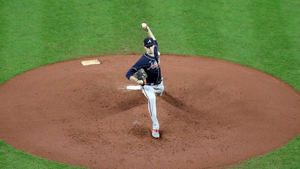 Live Updates World Series Game 2: Fried strikes out 6 in a row, Braves tightens Astros lead to 5-2