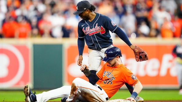Live Updates World Series Game 2: Astros lead 6-2 in 6th