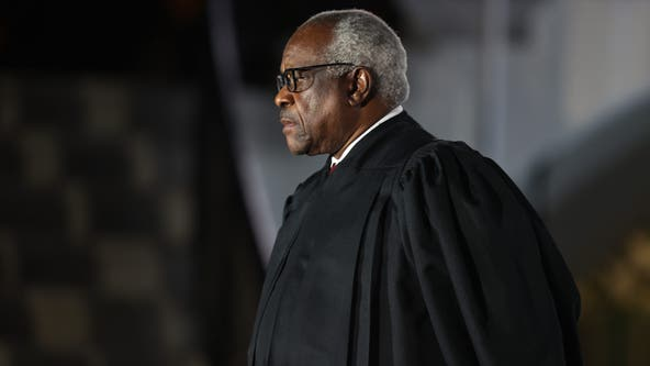 Georgia lawmaker says debate over Clarence Thomas statue should be non-partisan