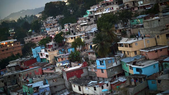 17 American missionaries kidnapped by gang in Haiti, religious group says