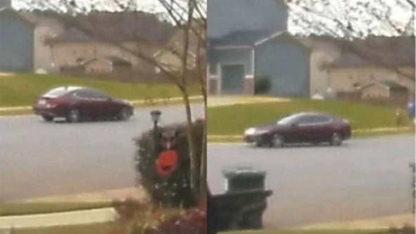 'Hop in the car': Child evades stranger-danger, search for suspect continues