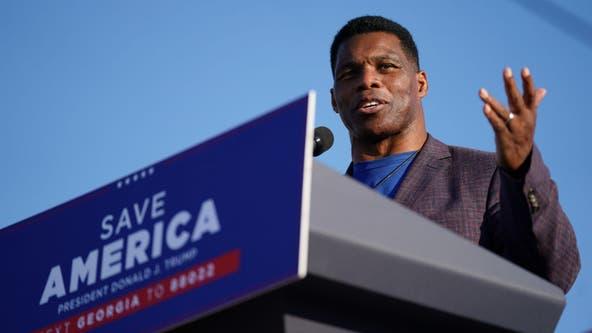 Herschel Walker calls off fundraiser amid supporter's swastika controversy