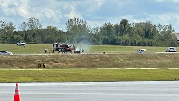 Small plane crashes at PDK airport, FAA investigates