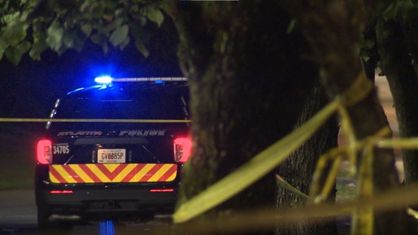 Police find man shot in thigh after early morning shooting
