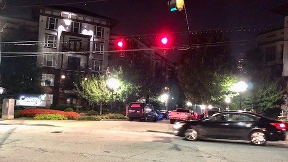 Police: Man shot multiple times in back at Atlanta apartments