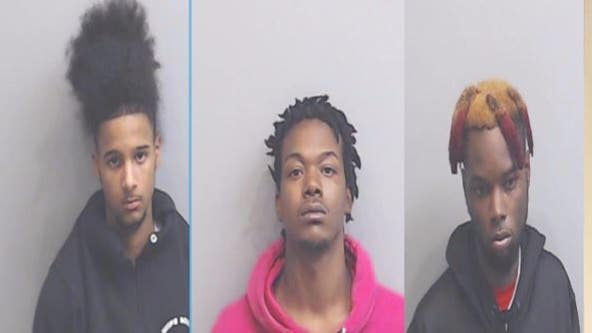 Sandy Springs police identify, arrest multiple armed home robbery suspects