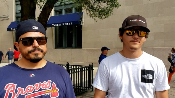 Generations of Atlanta Braves fans share World Series excitement