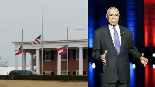 Kemp orders flags at half-staff to honor Colin Powell
