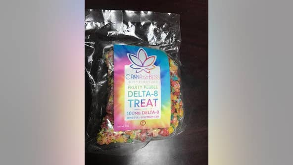 Students sick after ingesting gummies laced with THC, 11 people charged