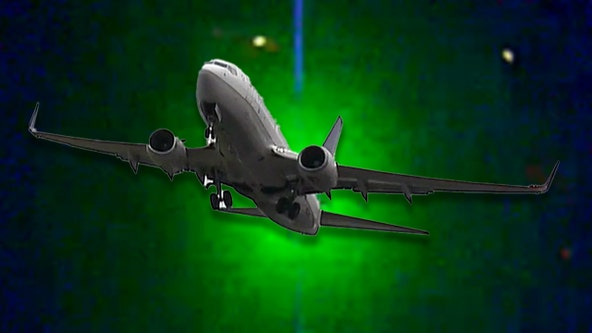Feds say laser strikes becoming too frequent, too dangerous issue for pilots