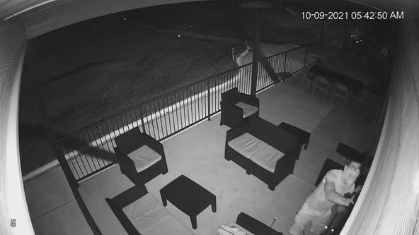 Deputies searching for suspect in Rabun County Golf Course burglary