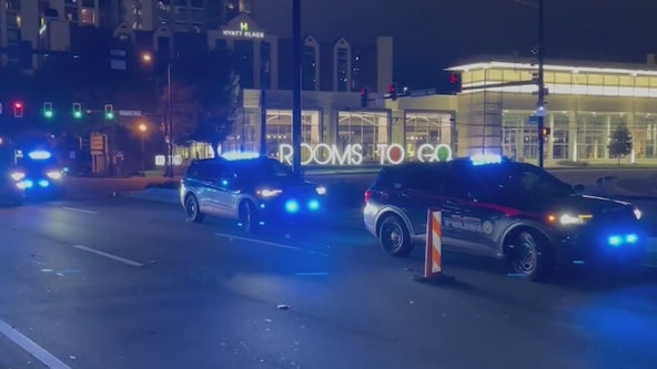 Man arrested in connection to death of woman ejected from Lamborghini in Buckhead