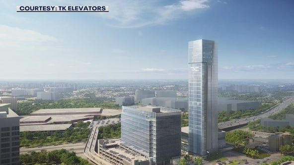 Continent's largest elevator test tower to open in Cobb County
