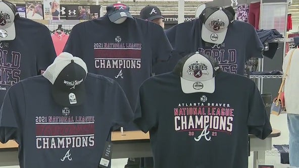 Where to get World Series shirts, hats and other merchandise