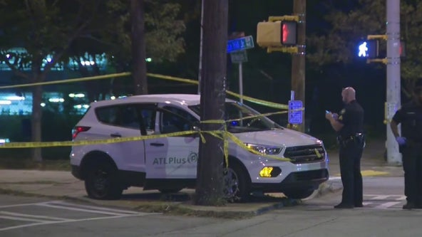 Shooting in Downtown Atlanta may involve retired officer, police say
