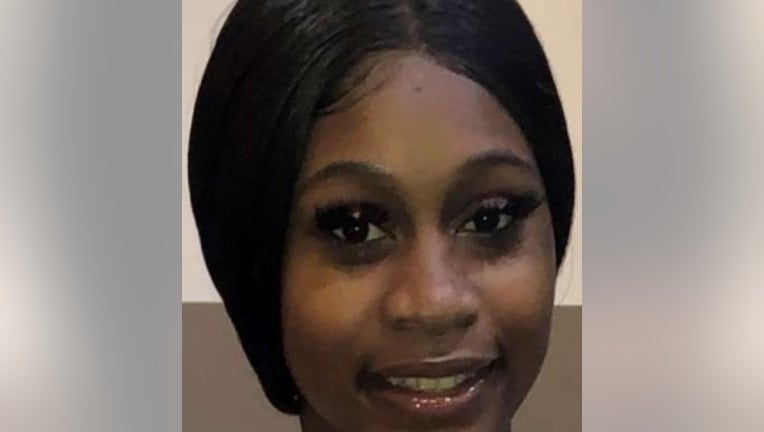 16-year-old Naneka Campbell