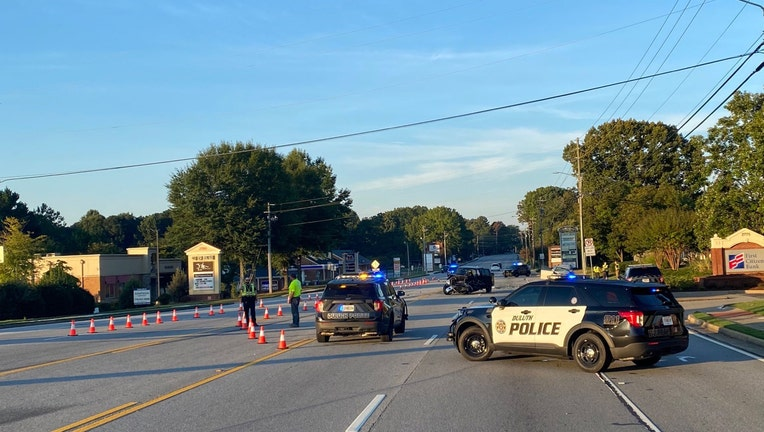 duluth injury crash buford highway