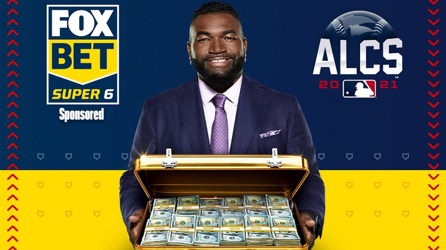 ALCS Game 4: Win $10,000 of Big Papi's money free with FOX Bet Super 6