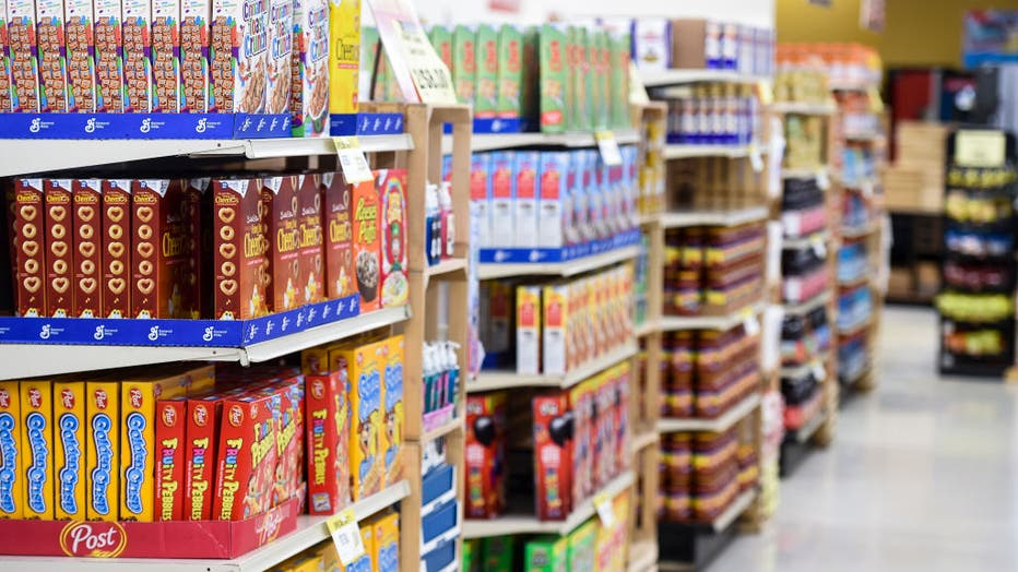 c01ccc03-Grocery Store In Pennsylvania During COVID-19 pandemic