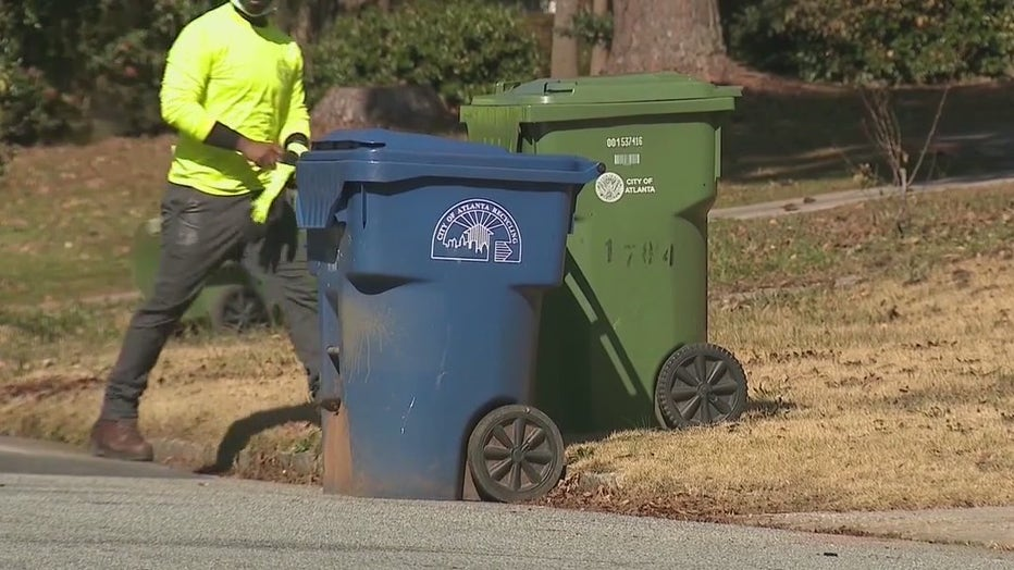 The city of Atlanta has been experiencing a shortage of sanitation workers during the COVID-19 pandemic.