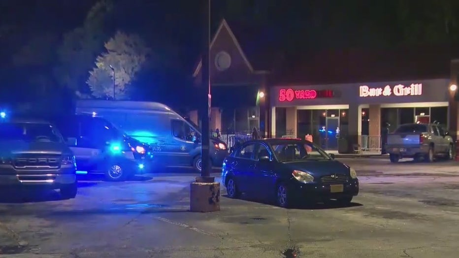 South Fulton police said undercover officers made several drug purchases at the 50 Yard Line Bar and Grill on Old National Highway before the raid on Oct. 7, 2021.