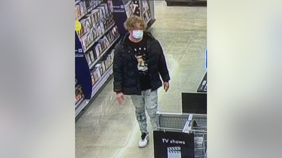 Athens police hopes someone will recognize this man who has been passing fake $10 bills at area Walmart stores.