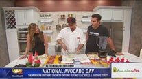Cooking with Como: National Avocado Day with The Peruvian Brothers