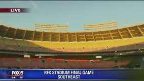 DC United set to say goodbye to RFK Stadium